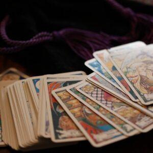 Custom Tarot Card Table Cloths Made to Measure