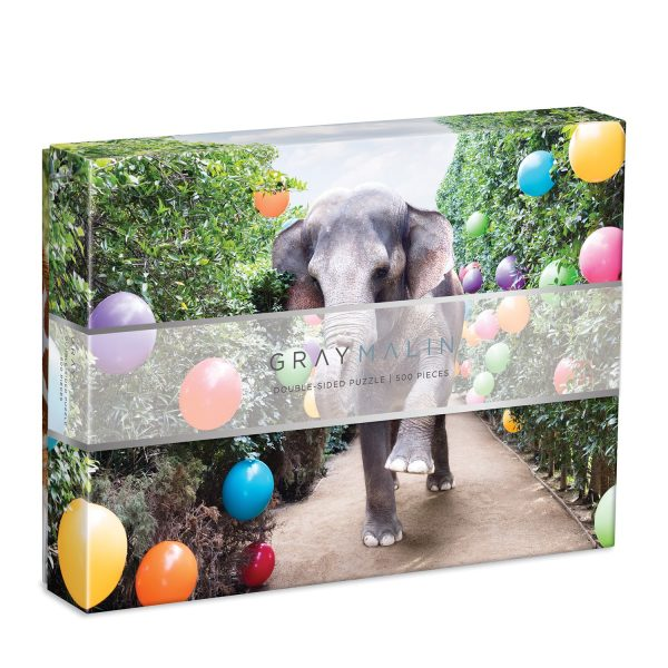 Gray Malin Jigsaw Puzzle Party At The Parker Double Sided