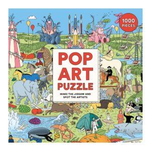 Pop Art Jigsaw Puzzle