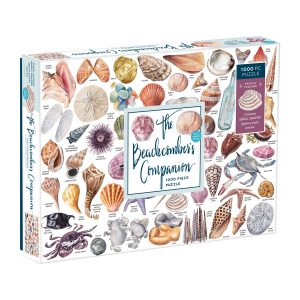 The Beachcombers Companion 1000 Piece Jigsaw Puzzle With Shaped Pieces