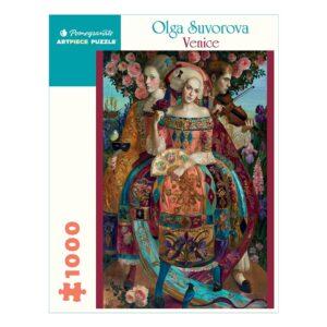 Olga Suvorova: Venice, 1000 Piece Puzzle