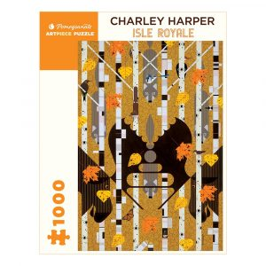 Charley Harper: Isle Royale 1000 piece puzzle