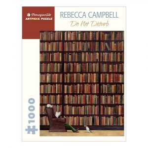 Rebecca Campbell: Do Not Disturb, 1000 Piece Puzzle