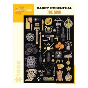 Barry Rosenthal The Grid 1000 piece jigsaw puzzle