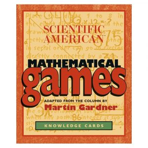 Scientific American Mathematical Games Knowledge Cards