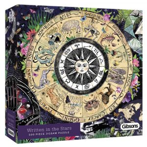 Written in the Stars 500 piece jigsaw puzzle