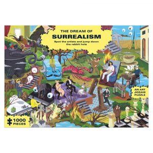 The Dream of Surrealism (1000-Piece Art History Jigsaw Puzzle)