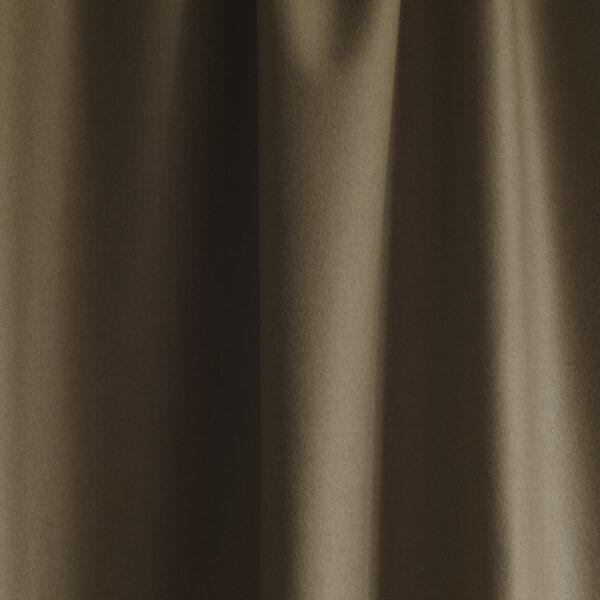 extra wide broadcloth bronze baize ruffled