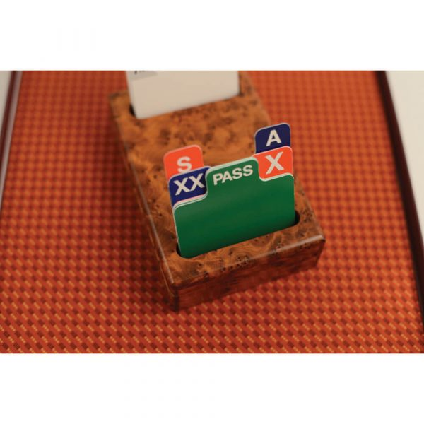 Simon Lucas Luxury Thuya Wood Boxes for Bidding - Boxed Set of Four