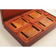 Simon Lucas Luxury Thuya Wood Boxes for Bidding - Boxed Set of Four