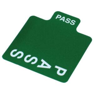 Jannersten Replacement Bidding Card - Pass