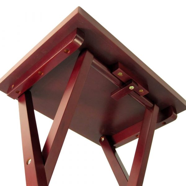 Luxury Folding Side Table - NEW IMPROVED
