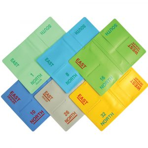 Jannersten 3-Ply Duplicate Wallets - Sets of 8, 16 or 32