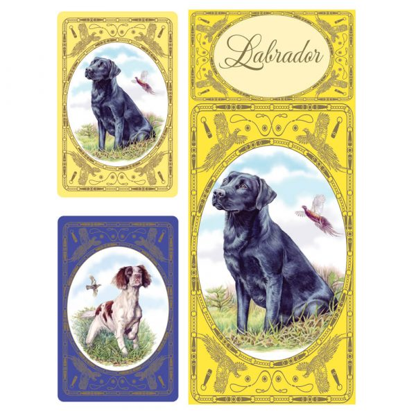 Simon Lucas Mini Gift Set - Labrador