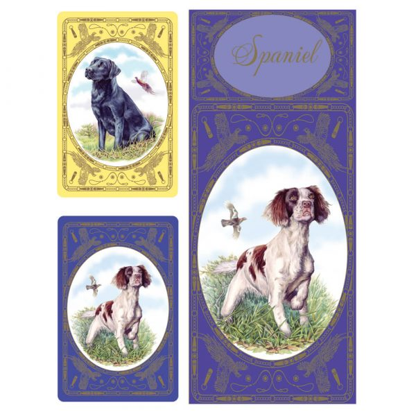 Simon Lucas Mini Gift Set - Spaniel