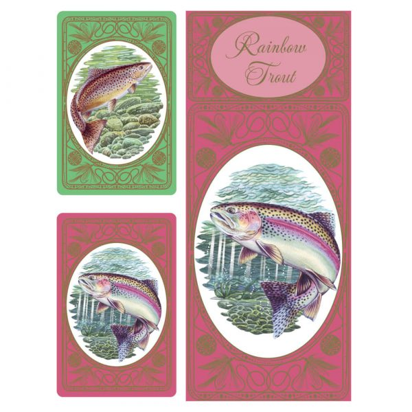 Simon Lucas Mini Gift Set - Rainbow Trout
