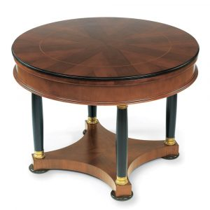 Dal Negro Round Gaming Table