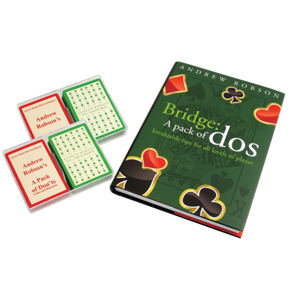 Bridge: A Pack of Dos and Don'ts Book and Arrow Cards