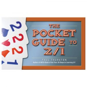 The Pocket Guide to 2/1 by Paul Thurston