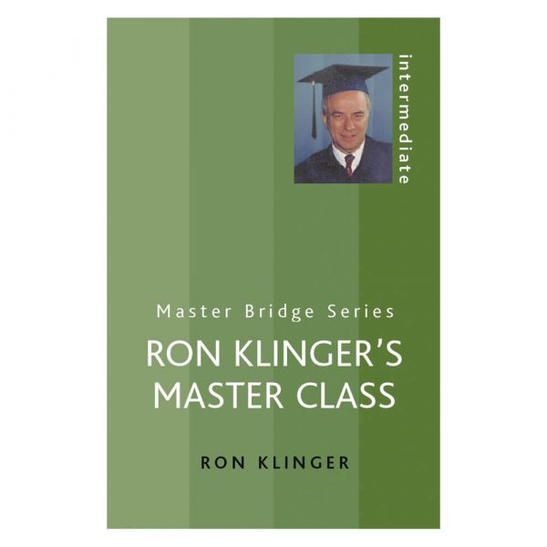 Ron Klinger's Master Class by Ron Klinger
