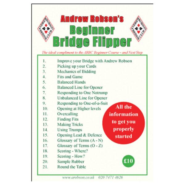 Beginner Bridge Flipper by Andrew Robson