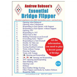 Essential Bridge Flipper by Andrew Robson