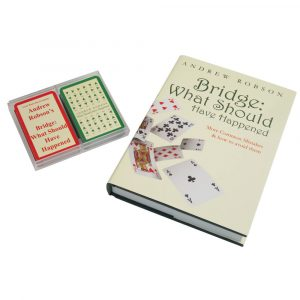 Bridge: What Should Have Happened Book and Arrow Cards
