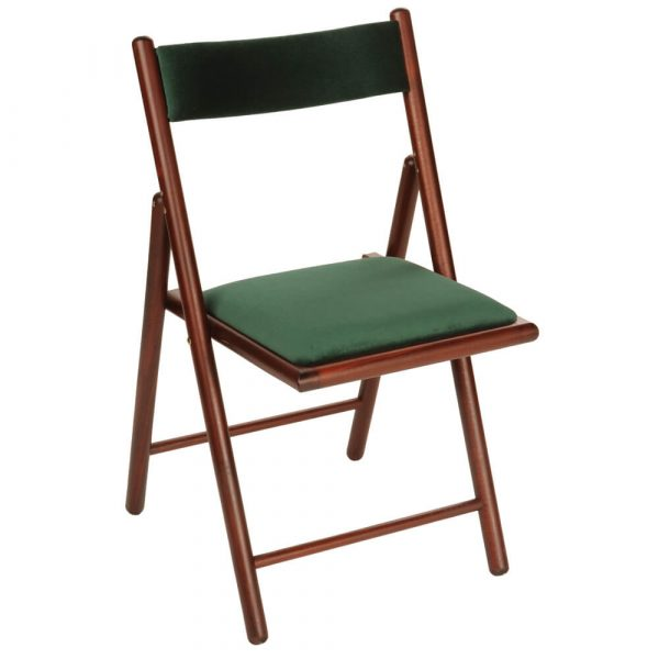 Knightsbridge Folding Chairs - Velvet