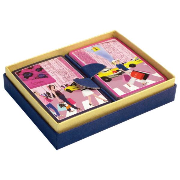 Simon Lucas Premium Quality Designer Playing Cards - Retail Therapy