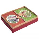 Rainbow & Brown Trout Premium Quality Playing Cards