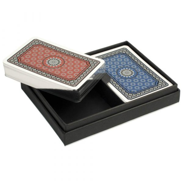 Premium Quality Playing Cards - Antlia Silver Gilt