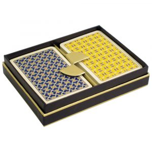 Playing Cards – Helios – Blue / Yellow