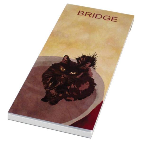 Simon Lucas Bridge Score Pad - Charles