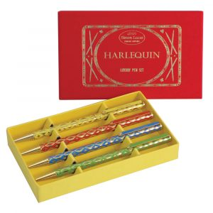Harlequin Luxury Pen Set