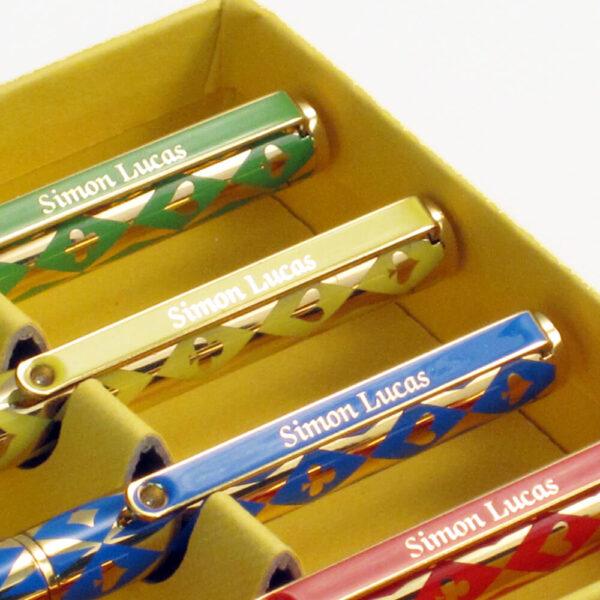 Harlequin Luxury Pen Set