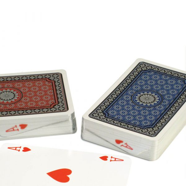 Premium Quality Playing Cards - Antlia - Silver Gilt