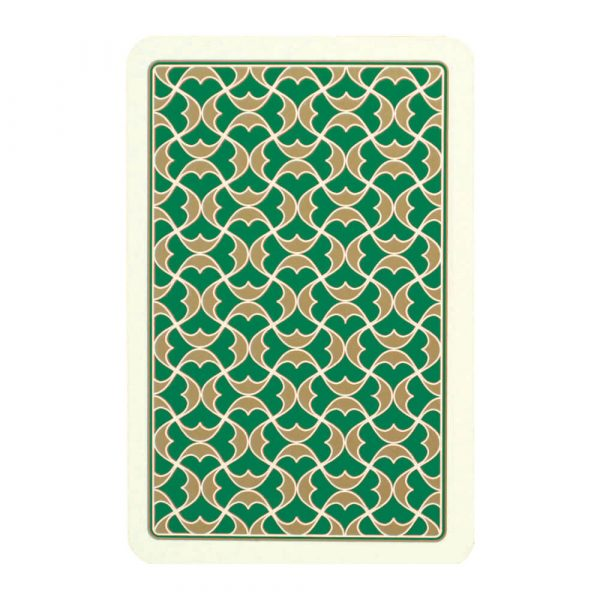 Playing Cards - Helios - Green/Yellow